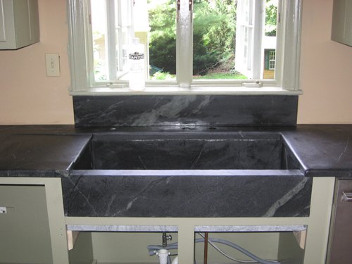 alfa img showing soapstone farmhouse sinks